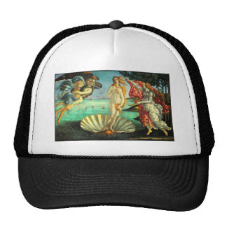 Nacimiento de Botticelli de Venus Gorras