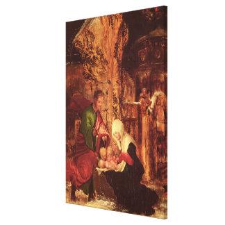 Nacimiento de Cristo, c.1520-25, Impresiones En Lona