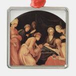 Nacimiento de Jacopo Pontormo- de San Juan Bautist Ornatos