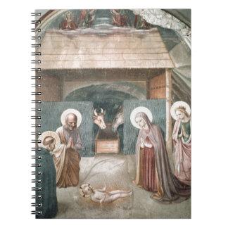 nacimiento de Jesús Libros De Apuntes Con Espiral