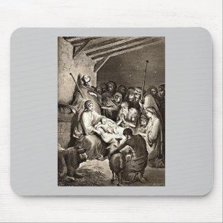 Nacimiento de Jesús Tapete De Raton