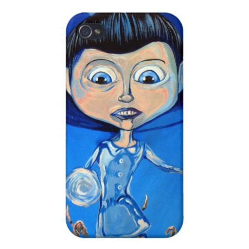 Nacimiento de la cubierta del teléfono de la bruja iPhone 4 cárcasas