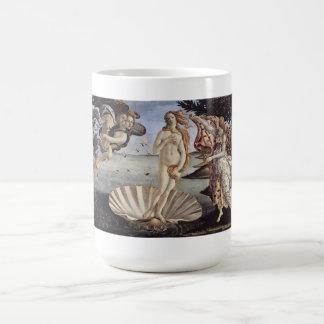 Nacimiento de la taza de Venus