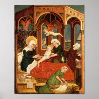Nacimiento de Maria Impresiones
