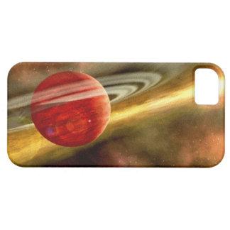 Nacimiento de Saturn iPhone 5 Fundas