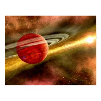 Nacimiento de Saturn Postal