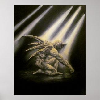 Nacimiento de un demonio poster