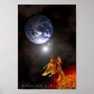 Nacimiento de una Phoenix Póster