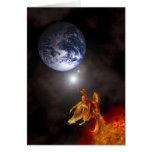 Nacimiento de una Phoenix Tarjetón