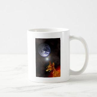 Nacimiento de una Phoenix Tazas De Café