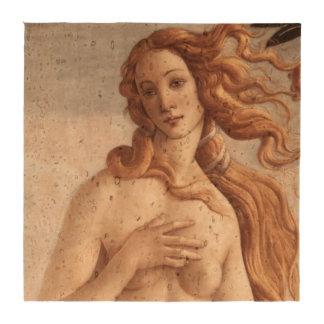 Nacimiento de Venus detalladamente por Sandro Bott Posavasos