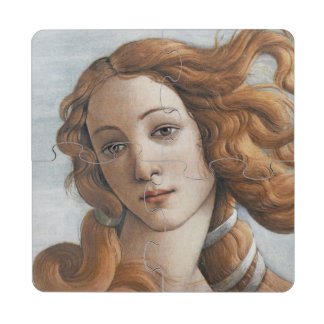 Nacimiento de Venus detalladamente por Sandro Posavasos De Puzzle