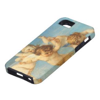 Nacimiento de Venus, detalle de los ángeles por Ca iPhone 5 Funda