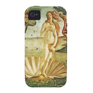 Nacimiento de Venus Vibe iPhone 4 Fundas