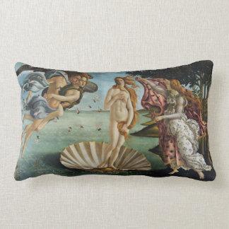 Nacimiento de Venus por Botticelli Cojin