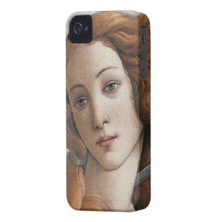 Nacimiento del cierre de Venus encima de la cabeza iPhone 4 Case-Mate Carcasa