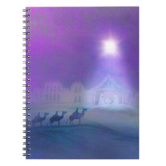 nacimiento del cuaderno de Jesús
