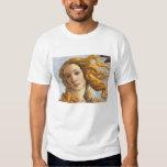 Nacimiento del detalle de Venus, Botticelli Playeras