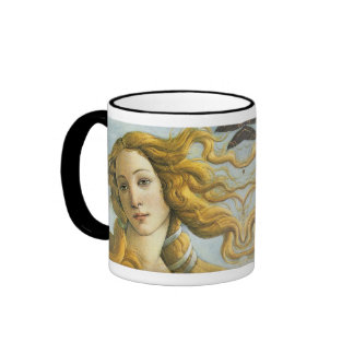 Nacimiento del vintage de la multa del taza de dos colores