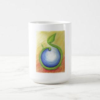 Nacimiento psíquico tazas de café