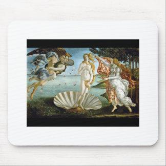 Nacimiento-Venus-Botticelli Mouse Pad