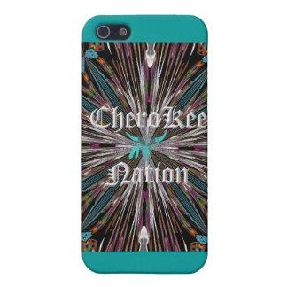 Nación cherokee iPhone 5 cobertura