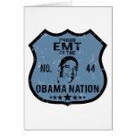 Nación de EMT Obama Felicitacion