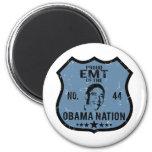 Nación de EMT Obama Imanes