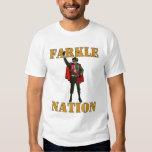 Nación de Farkle Playera