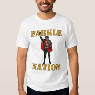 Nación de Farkle Remeras