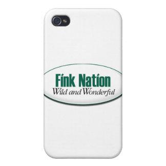 Nación de Fink iPhone 4 Cobertura
