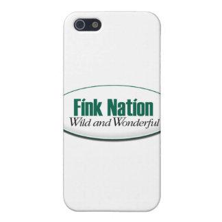 Nación de Fink iPhone 5 Cárcasas