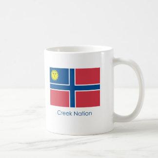 Nación de la cala taza clásica