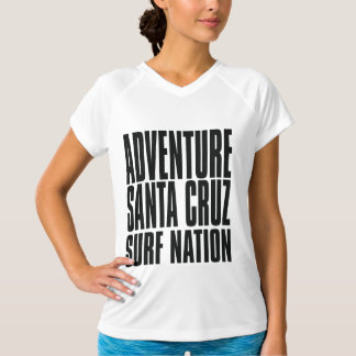 Nación de la resaca de Santa Cruz de la aventura Playeras