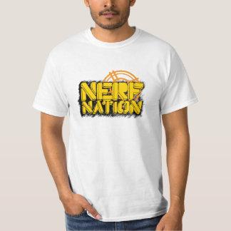 Nación de Nerf Poleras