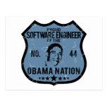 Nación de Obama de la Software Engineer Postal