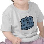 Nación de Obama del pintor Camisetas
