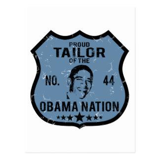 Nación de Obama del sastre Postal