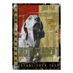 Nación de Weimaraner: ¡Vintage Weimaraner! Posters