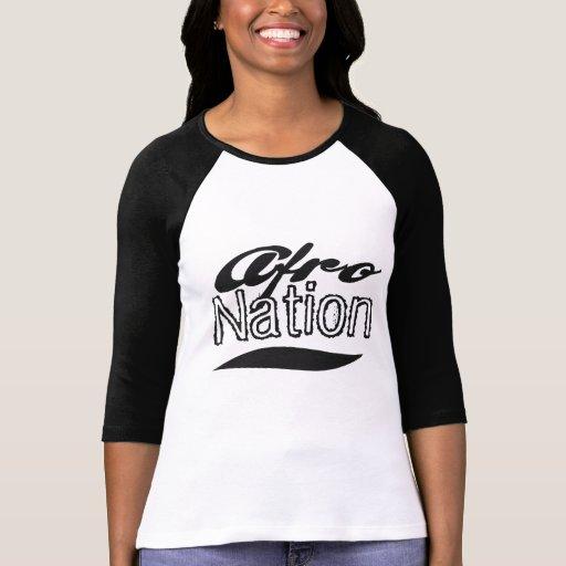 Nación del Afro Polera