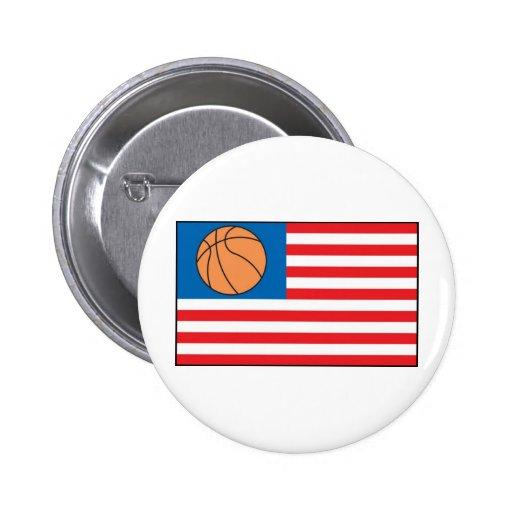 Nación del baloncesto pin