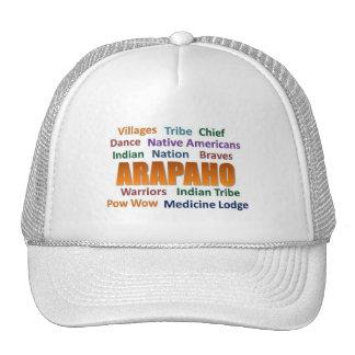 Nación del indio del Arapaho Gorro De Camionero