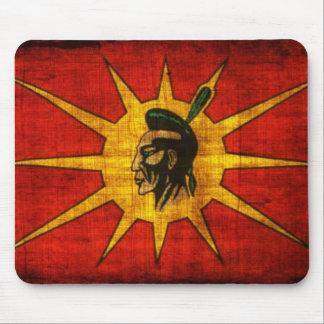 Nación del Mohawk Alfombrilla De Raton