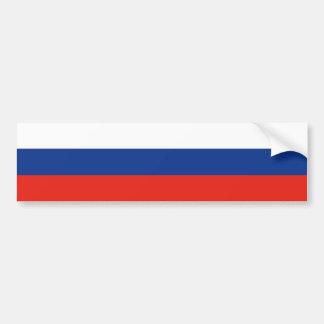 Nación eslovena, bandera de Eslovenia Pegatina De Parachoque