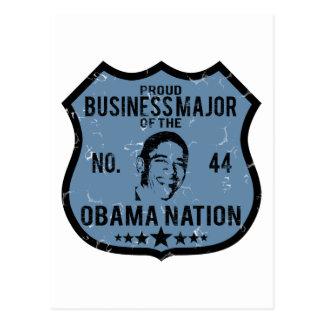Nación importante de Obama del negocio Postal
