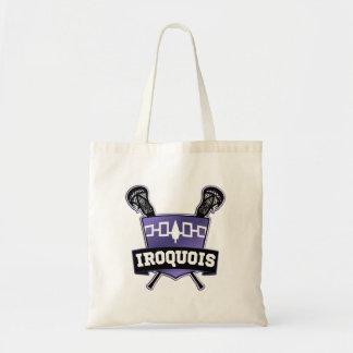 Nación Iroquois LaCrosse Bolsas
