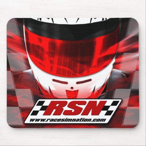 Nación Mousepad de RSN uno