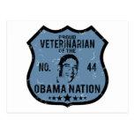 Nación veterinaria de Obama Postal