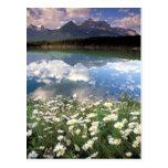 Nacional 2 de Norteamérica, Canadá, Alberta, Banff Tarjetas Postales
