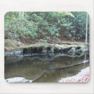 Nacional cherokee. Río calvo el condado de Monroe  Alfombrilla De Ratón